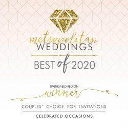Celebrated Couples Invitations