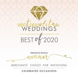 Celebrated Mercant Invitations